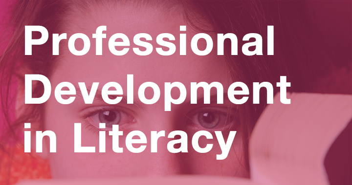 Professional Development in Literacy