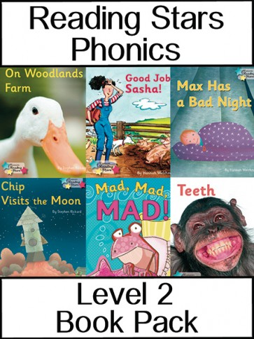 Reading Stars Phonics Level 2