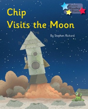 Chip Visits the Moon