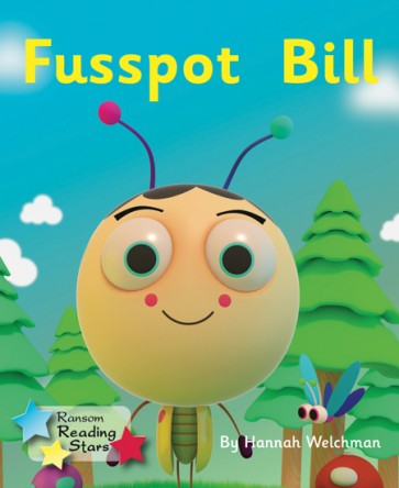 Fusspot Bill (6 Pack)