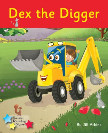 Dex the Digger (Pack 6)