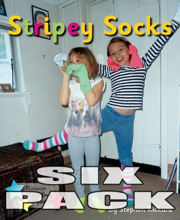 Stripey Socks (Pack 6)
