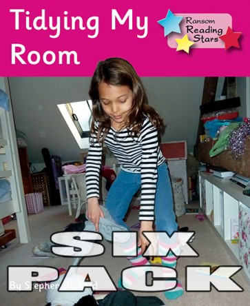 Tidying My Room (Pack 6)