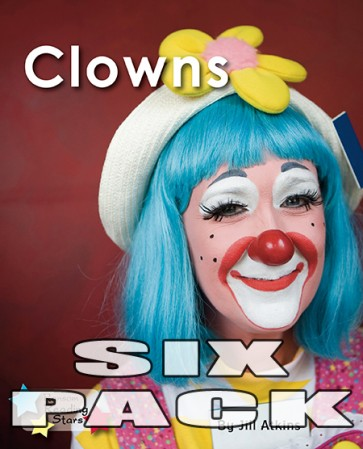Clowns (6 Pack)
