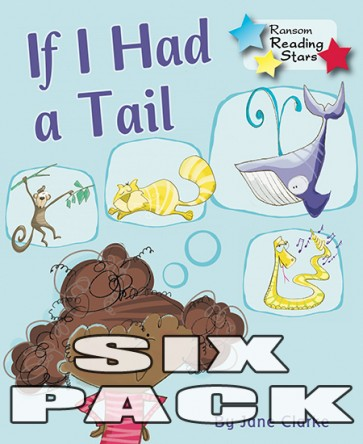 If I Had a Tail (Pack 6)