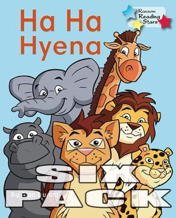 Ha Ha Hyena (Pack 6)