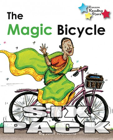 The Magic Bicycle (6 pack)