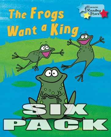The Frogs Want a King (Pack 6)