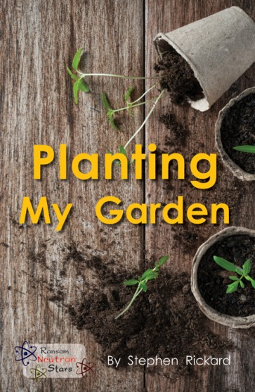 Planting My Garden
