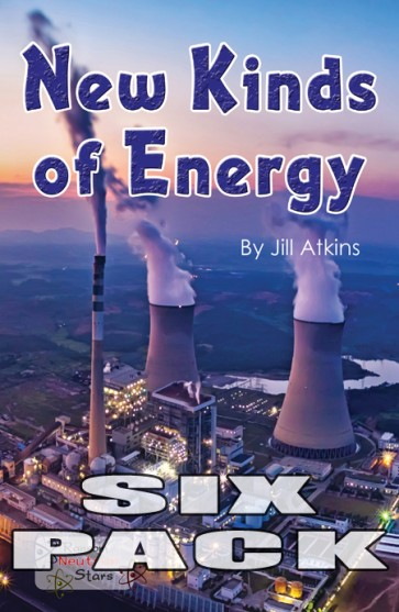 New Kinds of Energy  (6 pack)