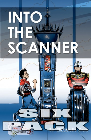 Into the Scanner  (6 pack)