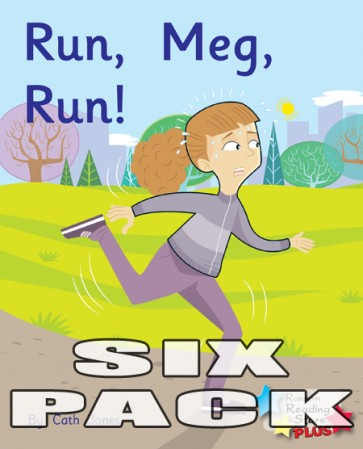 Run, Meg, Run  (6 pack)