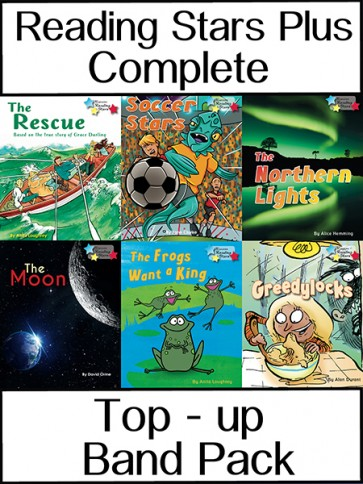 Reading Stars Top-up Complete Pack