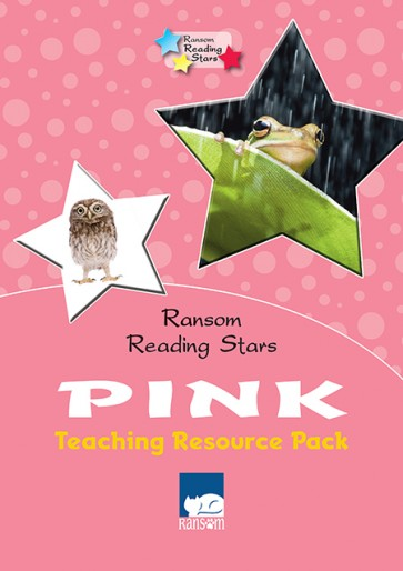 Reading Stars Pink Teaching Resource Pack