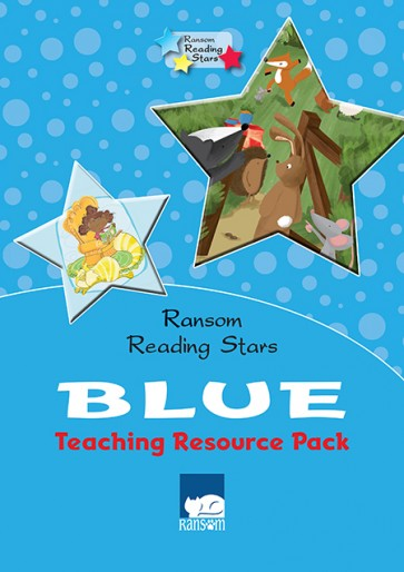 Reading Stars Blue Teaching Resource Pack