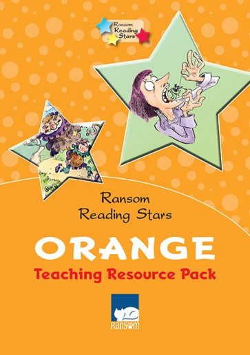 Reading Stars Orange Teaching Resource Pack