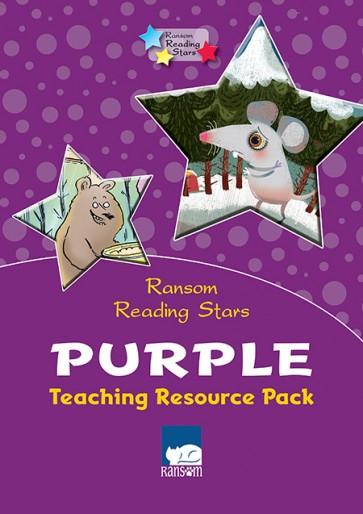 Reading Stars Purple Teaching Resource Pack