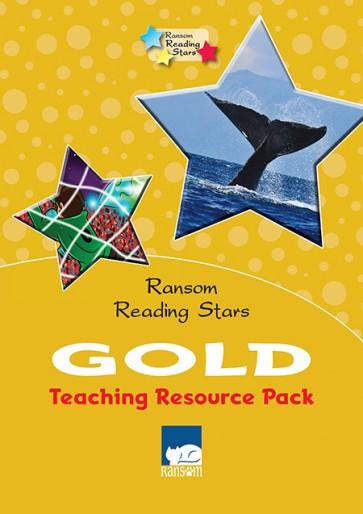 Reading Stars Gold Teaching Resource Pack