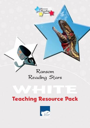 Reading Stars White Teaching Resource Pack