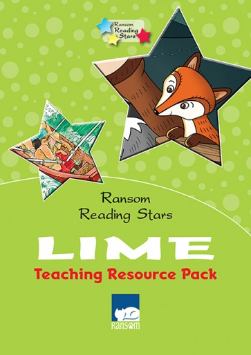 Reading Stars Lime Teaching Resource Pack