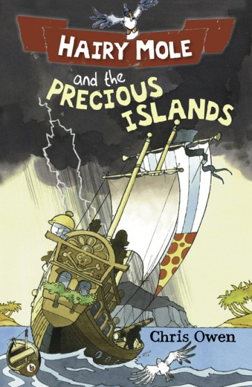 Hairy Mole and the Precious Islands (second edition)
