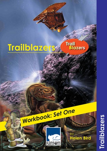 Trailblazers Workbook: Set 1