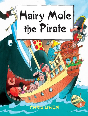 Hairy Mole the Pirate