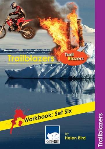 Trailblazers Workbook: Set 6