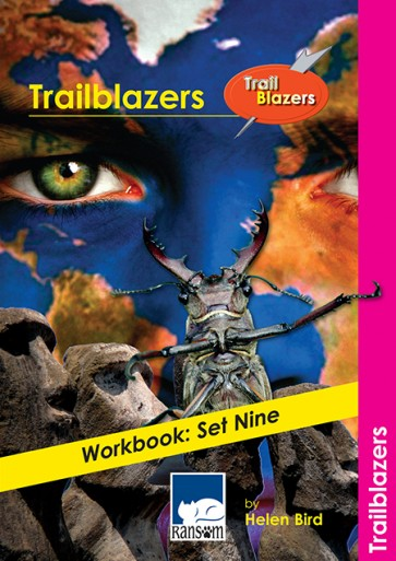 Trailblazers Workbook: Set 9