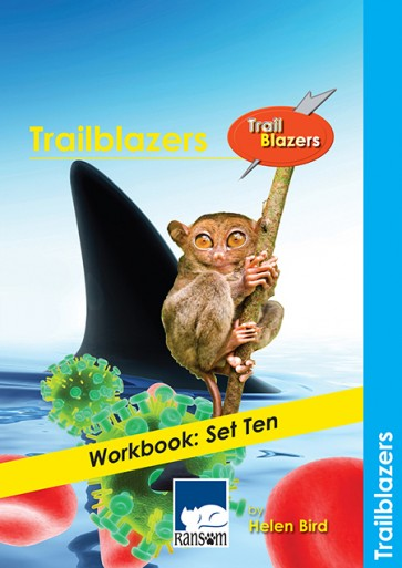 Trailblazers Workbook: Set 10