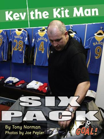 Kev the Kit Man 6 pack