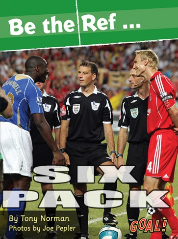 Be the Ref... 6 pack