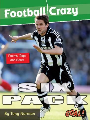 Football Crazy; Poems, Raps & Beats 6 pack