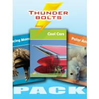 Thunderbolts Reading Books Set 1