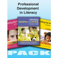 Professional Development Pack for Literacy Elibrary