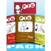 PIG Reading Books Set 2