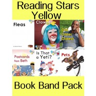 Reading Stars Yellow Book Band Pack