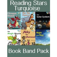 Reading Stars Turquoise Book Band Pack