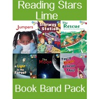 Reading Stars Lime Book Band Pack