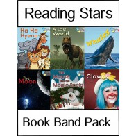 Reading Stars Book Band Pack