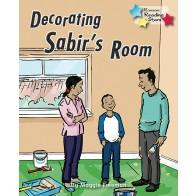Decorating Sabir's Room