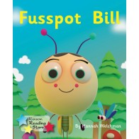 Fusspot Bill (Pack 6)