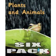 Plants and Animals (6 Pack)