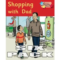 Shopping with Dad (6 Pack)