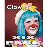 Clowns (6 Pack)