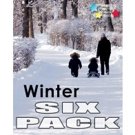 Winter (Pack 6)