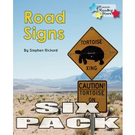 Road Signs (6 Pack)