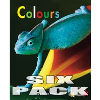 Colours (Pack 6)