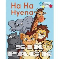Ha Ha Hyena (Pack 6)