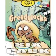 Greedylocks (6 pack)